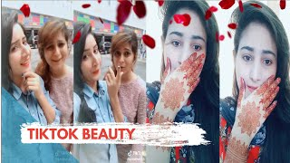 TiKtok Most Beautiful Desi Girls On  l Most Beautiful Girls Mashup #Romantic