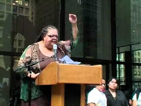 On Sept. 21, 2010 a spirited rally of some 500 teachers, community organizations and students was held in Daley Plaza, just across the street from Chicago's ...
