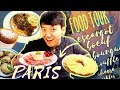 First Time Trying TRADITIONAL FRENCH FOOD in Paris France! OL...