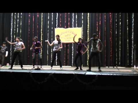Chikubuku - Portland Kannada Koota Deepavali 2012 Kids Dance video