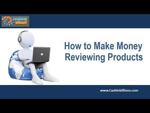 Review Wizard Review Demo | Money for Reviews | Get Paid to Review Poducts