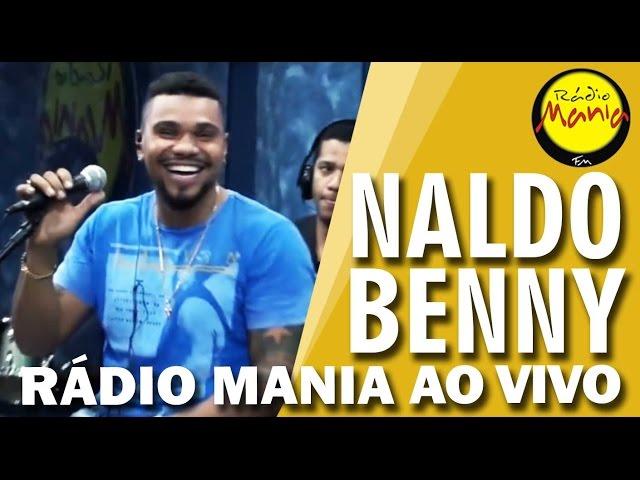 Rádio Mania - Naldo - Te Pego de Jeito