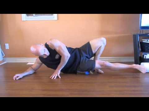 Self Myofascial Release: Stiff Legs