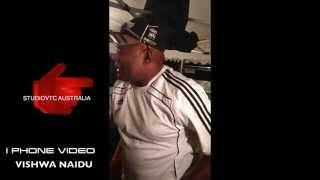 FIJIAN MAN SINGS INDIAN SONG AT HIBISCUS FESTIVAL 2015