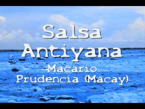 Macario Prudencia - Salsa Antiyana