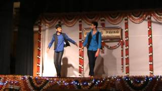 Tamil Pasanga dance by Pranav and Karan!