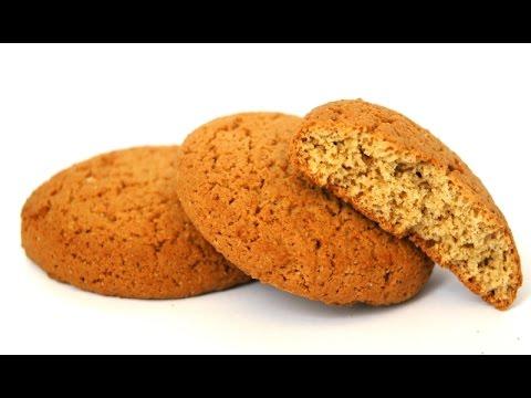 Печенье из овсяных с шоколадом хлопьевы