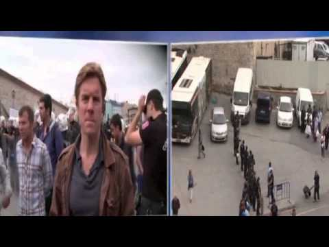 CNN Reporter Detained While Reporting Live In Turkey