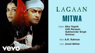 Mitwa Official Audio Song Lagaan Sukhwinder Singh A R Rahman Javed Akhtar