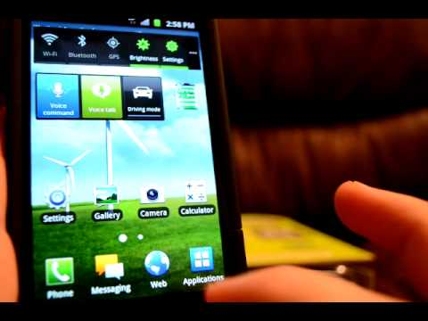 Straight Talk Galaxy S2 Review + Coverage. Official Phone of Straight Talk (Not Byop)