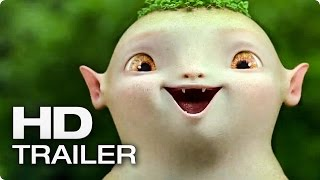 MONSTER HUNT Movie Trailer (2015)
