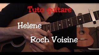 Cours de guitare - Chanson facile - Helene - Roch Voisine