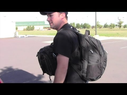 Maxpedition Malaga Gearslinger Review & Demo