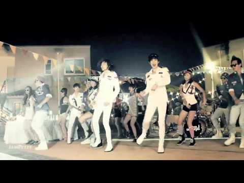 Led Apple - Run To You Mirror Dance video