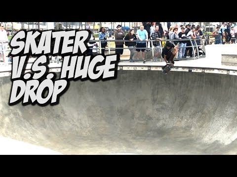 HERN SKATE DAY & CHRIS SORIANO V.s.  HUGE 10ft. DROP !!! - NKA VIDS -