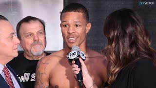 "FINAL WORDS! Jeison Rosario to Julian Williams ""THIS IS MY HOUSE!"" l PBC ON FOX"