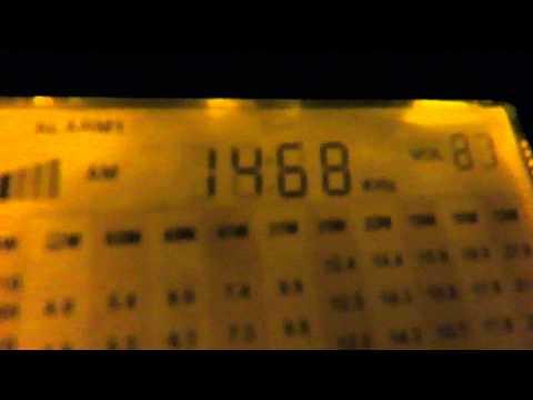 1467 kHz Iran - IRIB Radio Qom on Medium Wave