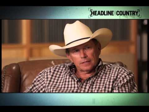 George Strait remembers George Jones