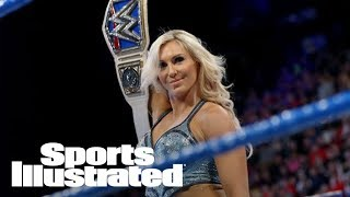 WWE 's Charlotte Flair Talks SummerSlam, Ronda Rousey and Playing Heel SI Now SI