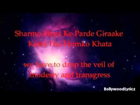 Chand Sifarish (Lirik dan Terjemahan) Ost. Fanaa
