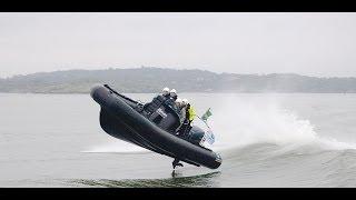 UllmanDynamics.com Shock Mitigation boat seats RIB