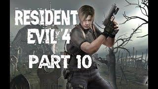 Resident Evil 4 HD - i7 7700 HQ - GTX 1070 - 1080p Very High Settings - Part 10