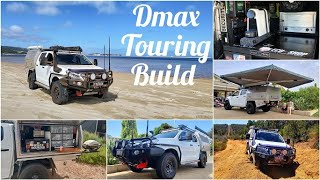 Isuzu Dmax Touring Build and Canopy Kit Out