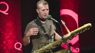 "Colin Stetson breaks down ""Judges"""
