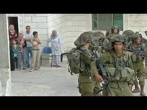 Two Palestinians shot dead in IDF hunt for kidnapped Israeli teenagers
