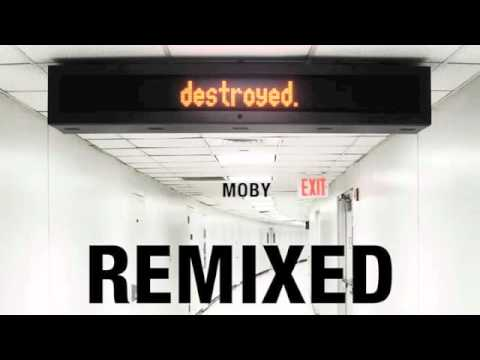 Moby - Blue Moon (Holy Ghost! Remix)