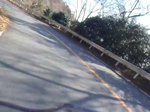 2009-02-08 県道75号線椿ライン02
