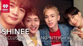 "Download Lagu SHINee Mukbang + Group Dance To Taemin's ""Move""! 