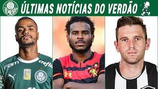 Tchau Felipe Pires e Fabiano | Palmeiras tem interesse em Destaque do Vitória | Escalação do Jogo e+