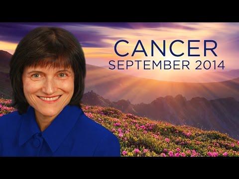 Cancer September   Astrology Forecast