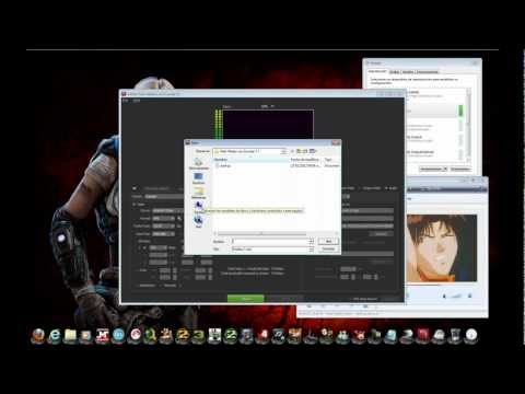 Como Transmitir En Justin TV Con Windows 7 Ultimate 32-64bits : Tutorial 2013