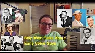 Billy West Talks about Early Voice Guys & Heroes