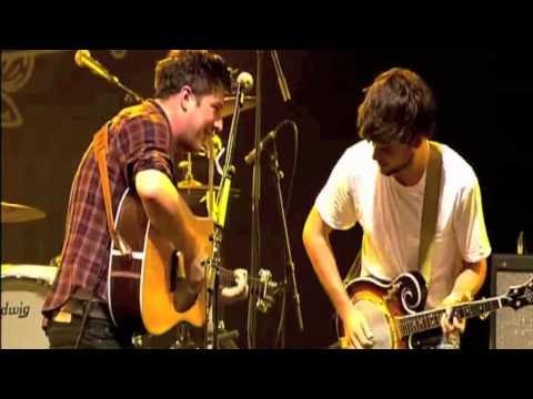 Mumford & Sons - Little Lion Man - LIVE @ Lowlands 2010