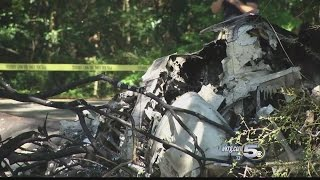 Foley Plane Crash Caught on Camera