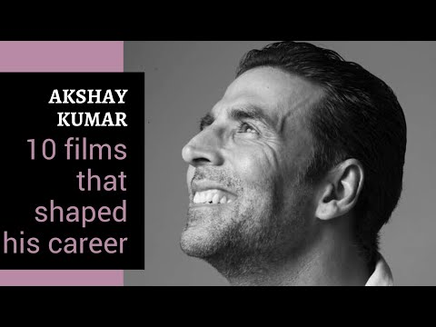 Akshay Kumar I 10 Films That Shaped His Career I Rajeev Masand thumbnail