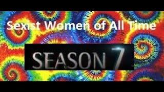 Sexist Women of All Time Season 7 EP. 1 : Alicia Vela - Bailey