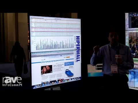 InfoComm 2014: Hiperwall Announces the Share Server Collaboration System