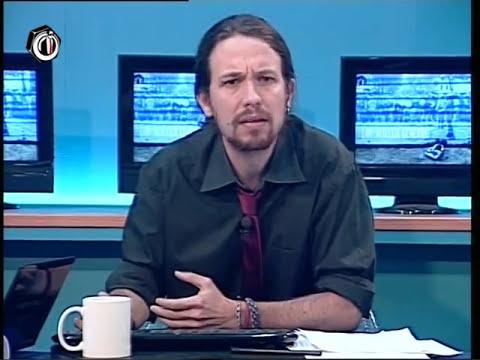 La policía no protege a la gente, son matones al servicio de los ricos - Pablo Iglesias