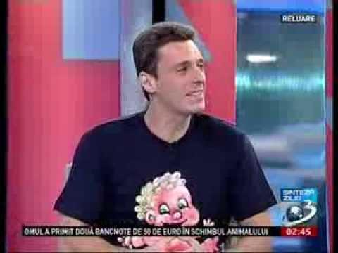 Mircea Badea: Eu si TEO intram dimineata in crize de ras