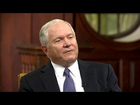 Bob Gates on what worries him most about a Trump presidency