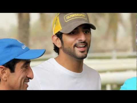 SHEIKH Hamdan Bin Mohammed Bin Rashid Al Maktoum 24/01/2013