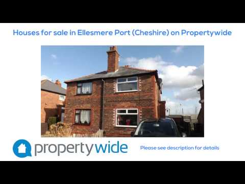 Houses for sale in Ellesmere Port (Cheshire) on Propertywide
