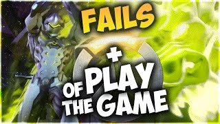Le Meilleur Jeu?! Play of the Game & Fails Overwatch FR
