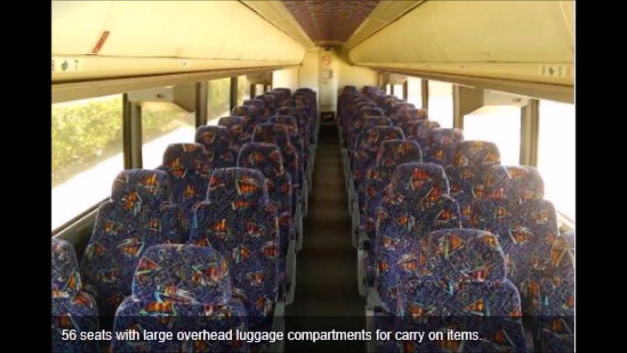 Miami Charter Bus Charter Bus Rentals in Miami