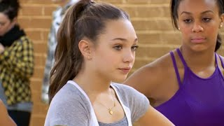 Dance Moms: Abby is Really Hard on Maddie (Season 6, Episode 8)