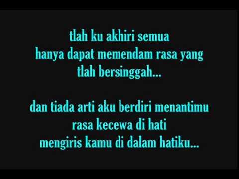 Our Story   Kisah Kelam ( Lirik ) ^_^)9